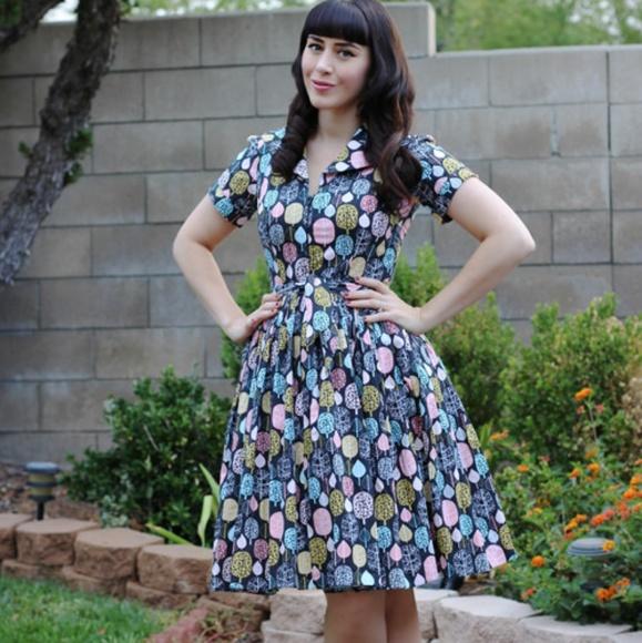 02f567249c Bernie Dexter Dresses   Skirts - Fall for You Lauren Dress